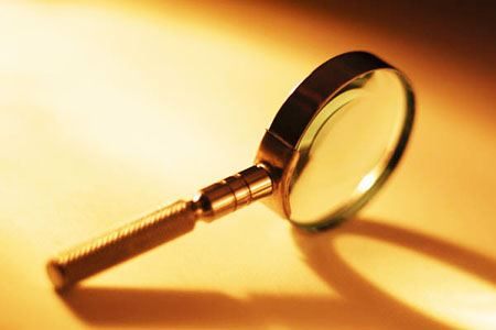Juvenile Investigations Magnifying Glass