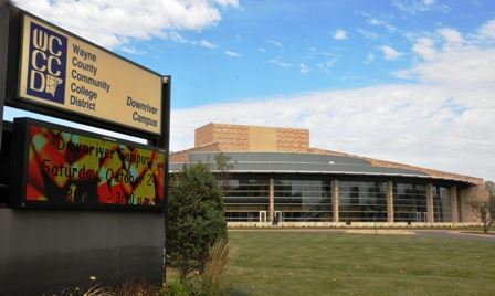 Wayne County Community College District Downriver Campus