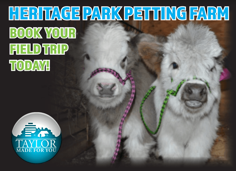 Capture Petting Farm