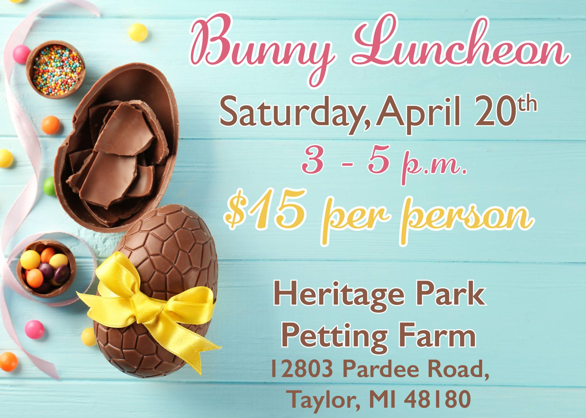 BUNNY LUNCH 2