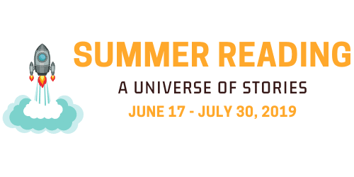 Summer Reading 2019 A Universe of Stories