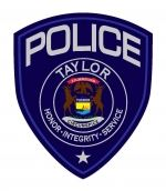 Taylor Police Patch