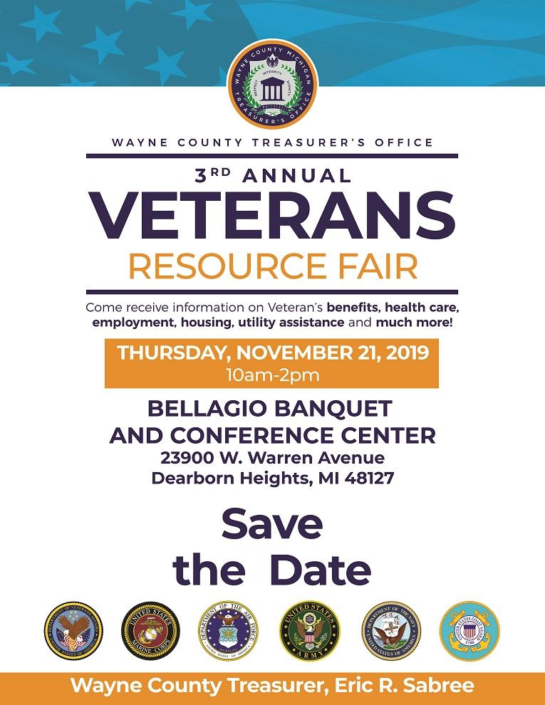 Veterans Resource Fair 2019