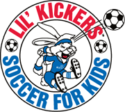 Lil' Kickers Soccer for Kids Logo