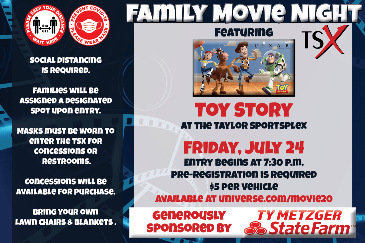 TSX MOVIE NIGHT JULY 2020